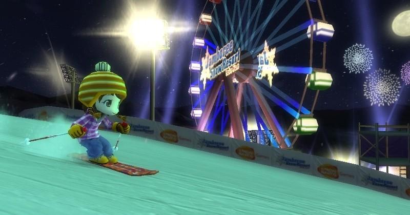 Family Ski & Snowboard for Nintendo Wii image