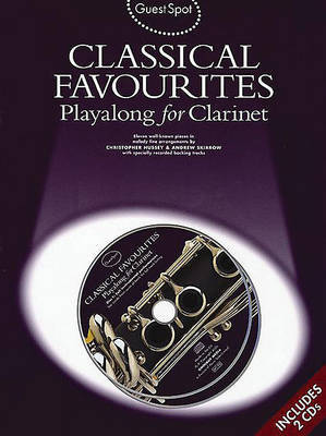 Classical Favourites: Playalong for Clarinet image