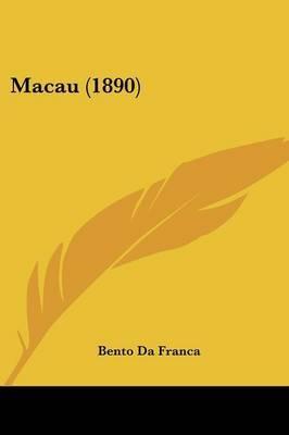 Macau (1890) by Bento Da Franca image