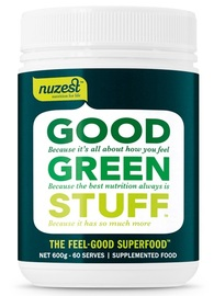 Good Green Stuff - 600g Jar