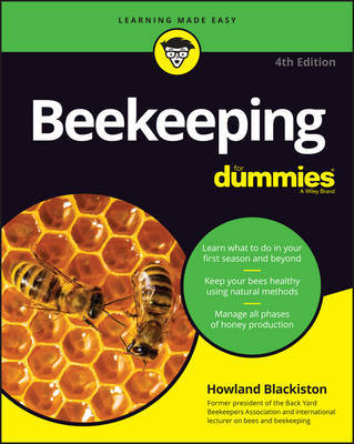 Beekeeping For Dummies image