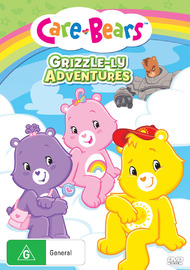 Care Bears - Grizzle-ly Adventures on DVD