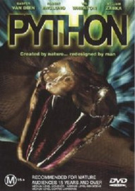 Python on DVD image