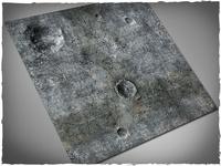 DeepCut Studio City Ruins PVC Mat (4x4)