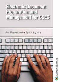 Electronic Document Preparation and Management for CSEC by Ann-Margaret Jacob image