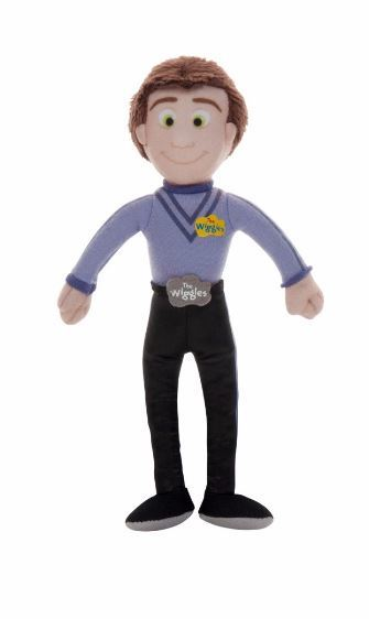 The Wiggles: Mini Soft Toy - Lachy image