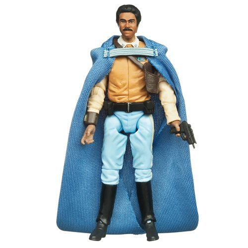 "Star Wars: 3.75"" Vintage Figure - Lando Calrissian General Pilot image"