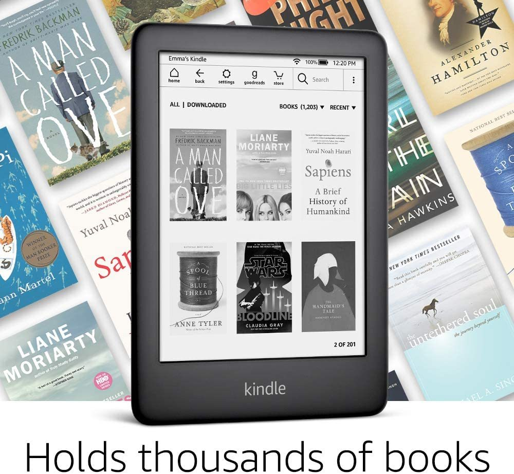 Amazon Kindle 10th Generation (2019) 8GB image