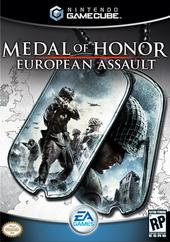 Medal of Honor: European Assault for GameCube image