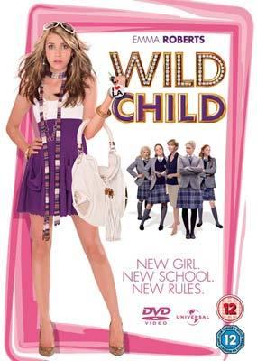 Wild Child on DVD