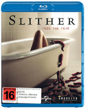 Slither on Blu-ray