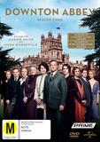 Downton Abbey - Season Four on DVD