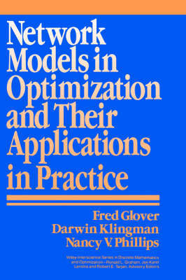 Network Models in Optimization and Their Applications in Practice by Fred Glover image