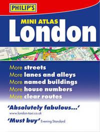 Philip's Mini Atlas London image