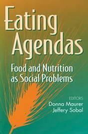 Eating Agendas by Donna Maurer image