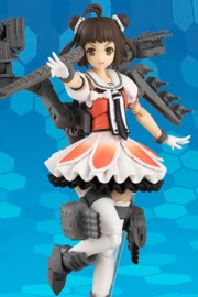 Kantai Collection: Naka Kai Ni - Articulated Figure