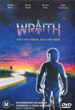 The Wraith on DVD