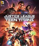 DC: Justice League Vs Teen Titans DVD