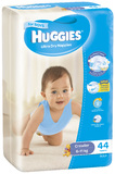Huggies Nappies Bulk - Crawler Boy 6-11kg (44)