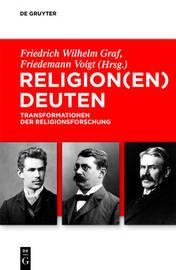 Religion(en) Deuten: Transformationen Der Religionsforschung image