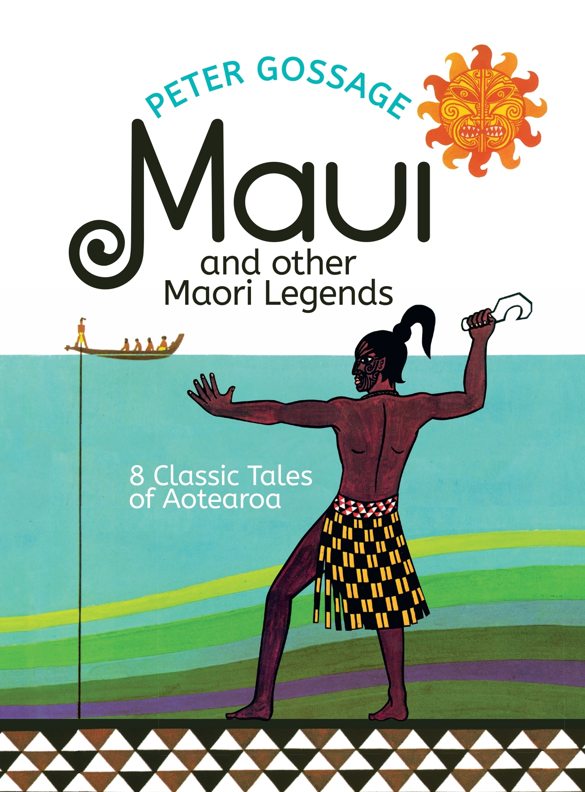 Maui and Other Maori Legends by Peter Gossage image