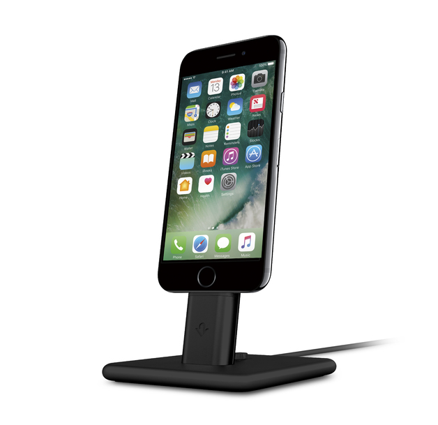 Twelve South HiRise Deluxe 2 for iPhone/iPad (Black)