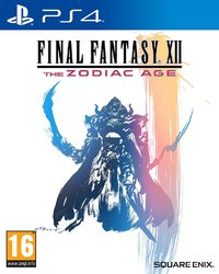 Final Fantasy XII HD: The Zodiac Age for PS4