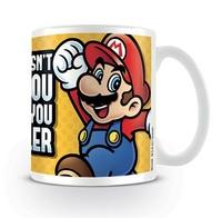 Super Mario: Makes You Smaller - Mug