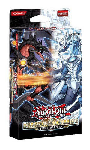 Yu-Gi-Oh! Structure Deck: Dragons Collide