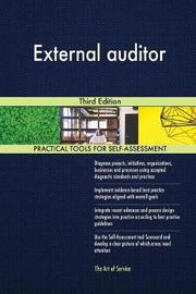 External Auditor Third Edition by Gerardus Blokdyk image