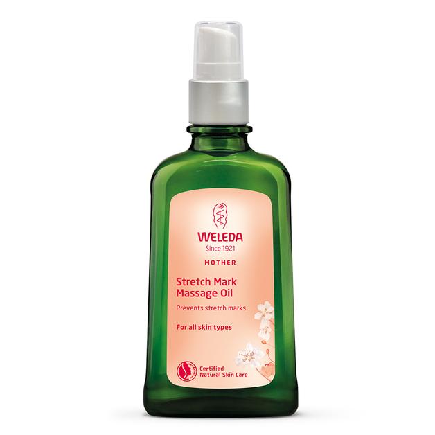 Weleda: Stretch Mark Massage Oil (100ml)
