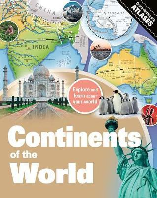 Continents of the World by Toby Reynolds image