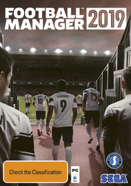 Football Manager 2019 for PC Games