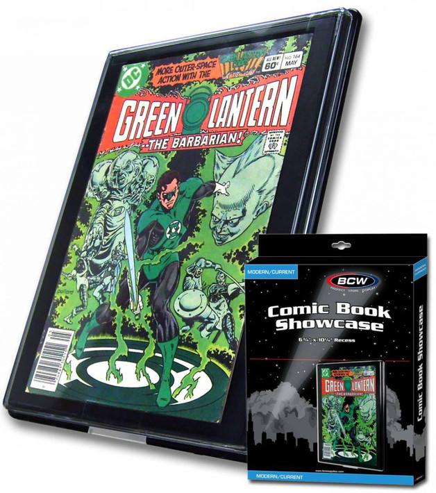 BCW: Comic Book Showcase - Current (Standard)