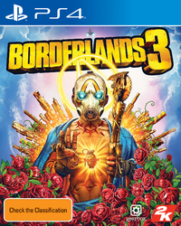 Borderlands 3 for PS4 image