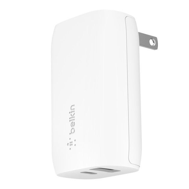 Belkin: BOOST↑UP™ 18W USB-C Power Delivery + 12W USB-A Wall Charger