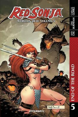 Red Sonja Volume 5: Post-Worlds Away by Amy Chu