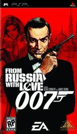 James Bond 007: From Russia With Love for PSP