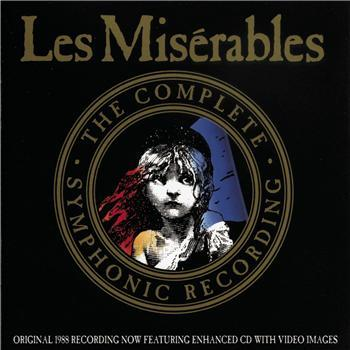 Les Miserables Highlights by Original Broadway Cast image