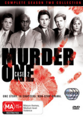 Murder One - Complete Season 2 (5 Disc) on DVD