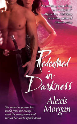 Redeemed in Darkness by Alexis Morgan image