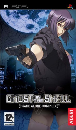 Ghost in the Shell: Stand Alone Complex for PSP