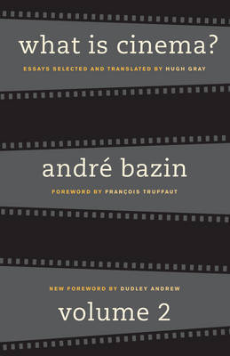 What Is Cinema? by Andre Bazin image