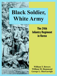 Black Soldier, White Army by William T Bowers