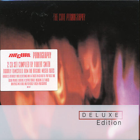 Pornography (Deluxe Edition) by The Cure image