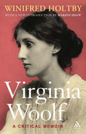Virginia Woolf by Winifred Holtby image