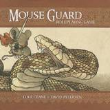 Mouse Guard Roleplaying Game by David Petersen