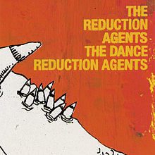 The Dance Reduction Agents (LP) by The Reduction Agents
