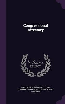 Congressional Directory image