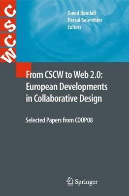 From CSCW to Web 2.0: European Developments in Collaborative Design image